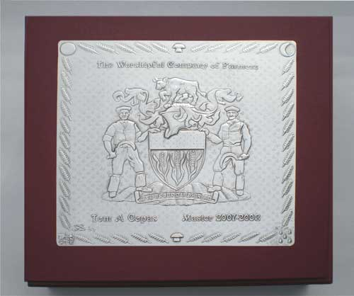 Commemoration Book Worshipful Company of Farmers