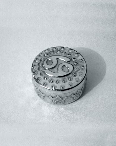 Cancer trinket box