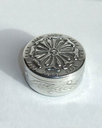 Honeysuckle trinket box