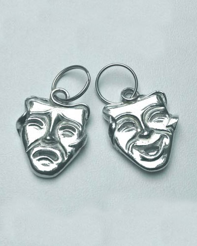 Mask key ring