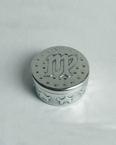 Virgo trinket box